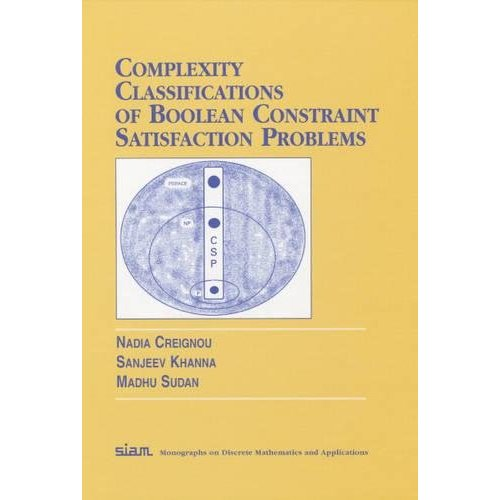Complexity Classifications of Boolean Constraint Satisfaction Problems