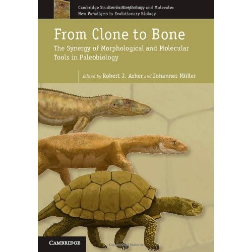From Clone to Bone: The Synergy of Morphological and Molecular Tools in Palaeobiology (Cambridge Studies in Morphology and Molecules: New Paradigms in Evolutionary Bio)