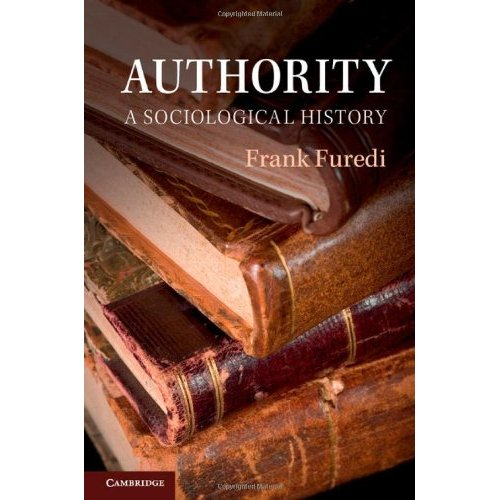 Authority: A Sociological History