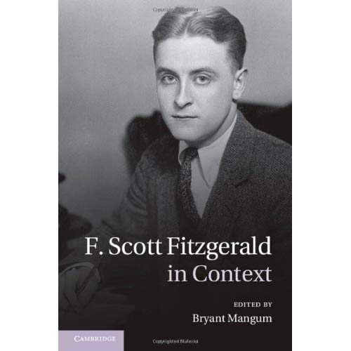 F. Scott Fitzgerald in Context