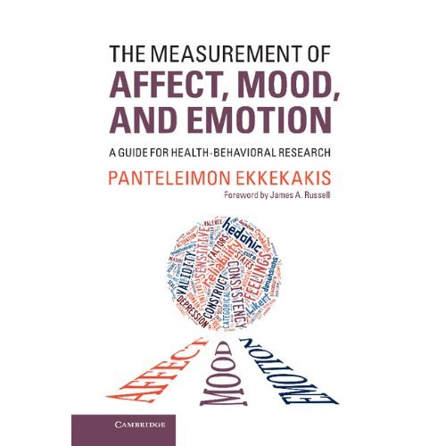 The Measurement of Affect, Mood, and Emotion: A Guide for Health-Behavioral Research