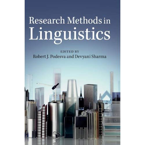 Research Methods in Linguistics