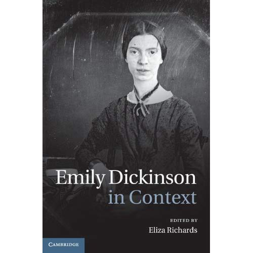 Emily Dickinson in Context (Literature in Context)
