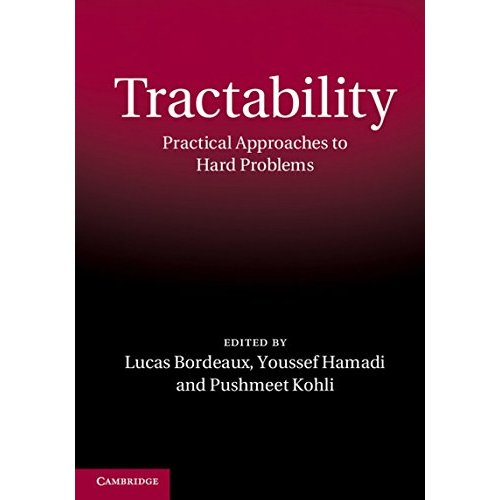 Tractability: Practical Approaches to Hard Problems