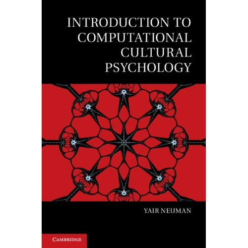 Introduction to Computational Cultural Psychology (Culture and Psychology)