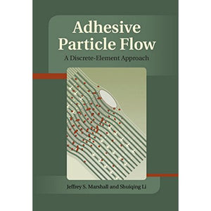 Adhesive Particle Flow: A Discrete-Element Approach