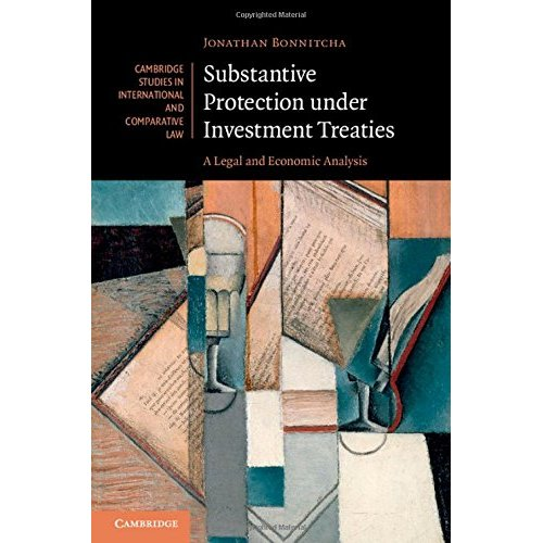 Substantive Protection under Investment Treaties: A Legal and Economic Analysis (Cambridge Studies in International and Comparative Law)