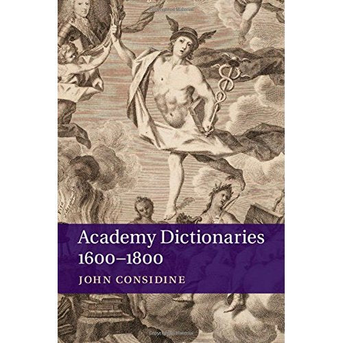 Academy Dictionaries 1600-1800