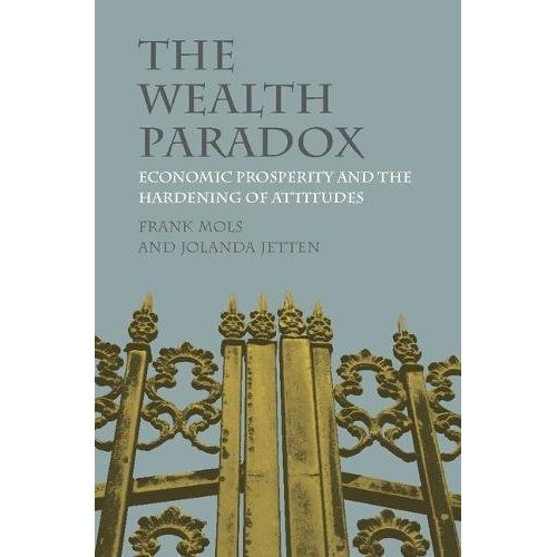 The Wealth Paradox: Economic Prosperity and the Hardening of Attitudes