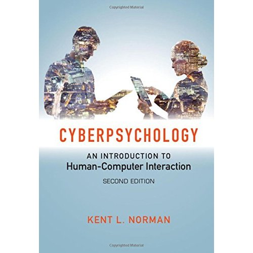 Cyberpsychology: An Introduction to Human-Computer Interaction