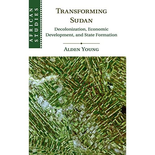Transforming Sudan: Decolonization, Economic Development, and State Formation: 140 (African Studies, Series Number 140)