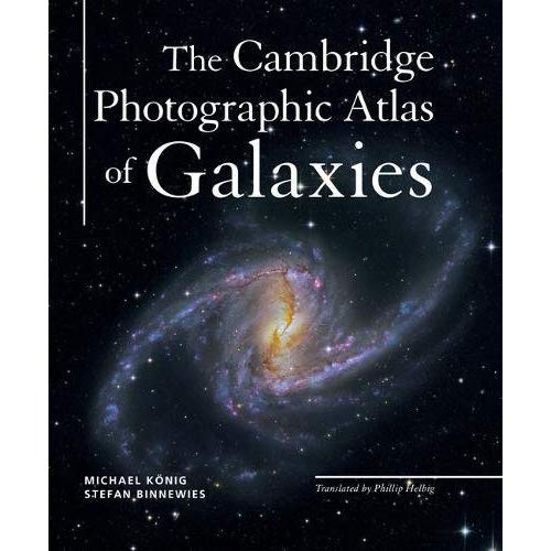 The Cambridge Photographic Atlas of Galaxies