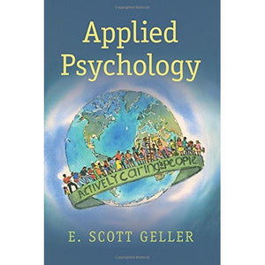 Applied Psychology: Actively Caring for People