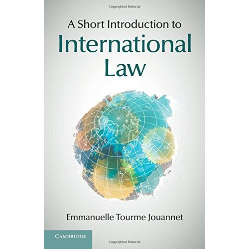 A Short Introduction to International Law