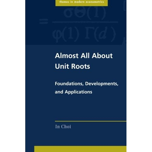 Almost All About Unit Roots (Themes in Modern Econometrics)