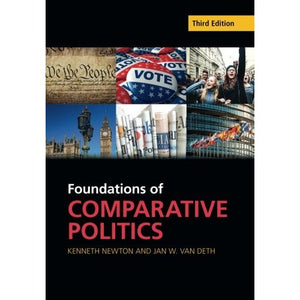 Foundations of Comparative Politics: Democracies of the Modern World (Cambridge Textbooks in Comparative Politics)