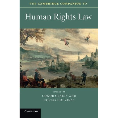 The Cambridge Companion to Human Rights Law (Cambridge Companions to Law)