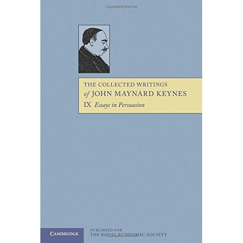 9: The Collected Writings of John Maynard Keynes: Volume 9