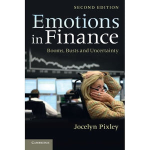 Emotions in Finance: Booms, Busts and Uncertainty