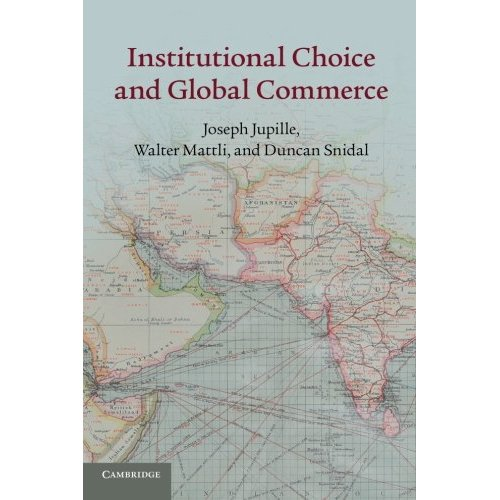 Institutional Choice and Global Commerce