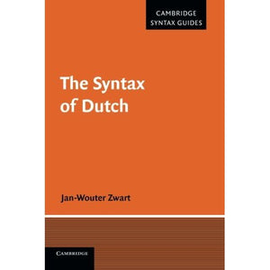 The Syntax of Dutch (Cambridge Syntax Guides)