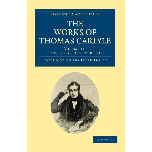 The Works of Thomas Carlyle: Volume 11 (Cambridge Library Collection - The Works of Carlyle)