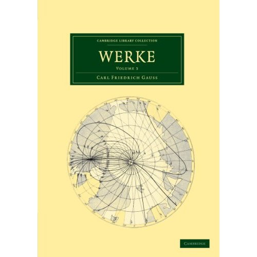 Werke: Volume 3 (Cambridge Library Collection - Mathematics)