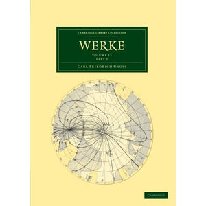 Werke: Part 2 (Cambridge Library Collection - Mathematics)