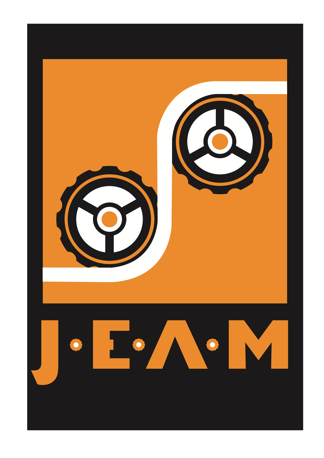 JEAM Super Mixes logo. Organic bread mixes