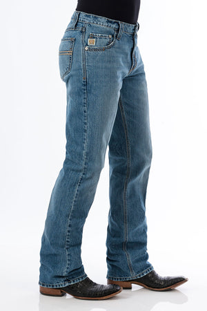 CINCH Men's Relaxed Fit Carter Jean 2.0 Light Stonewash