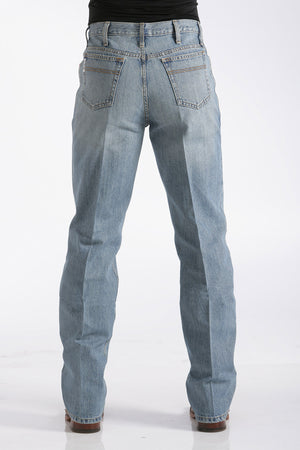 CINCH Men's Relaxed Fit White Labeled Jean - Light Stonewash