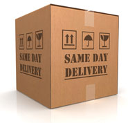 same day delivery product
