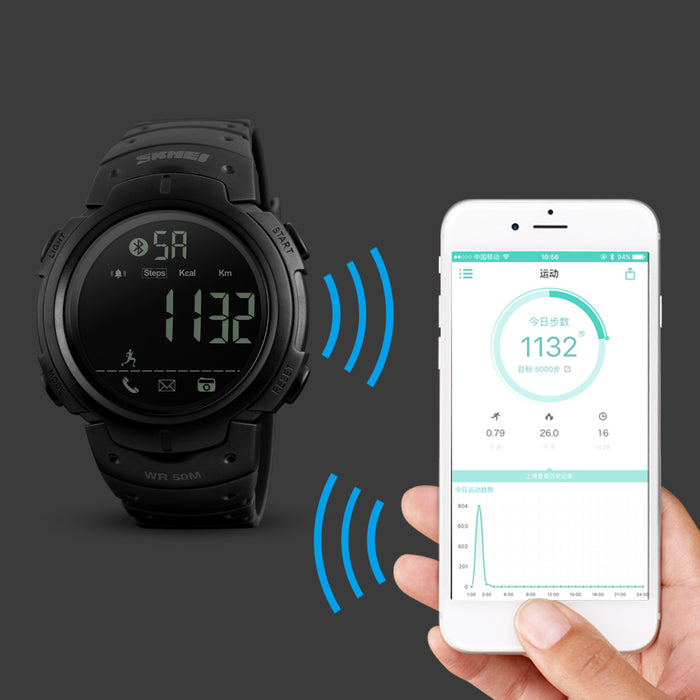 smart watch alien (Bluetooth smart watch)