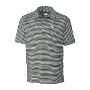 Men's Cutter & Buck Division Stripe Performance Polo