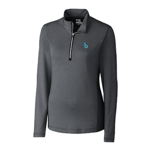 Women's Cutter & Buck Madeline Half Zip