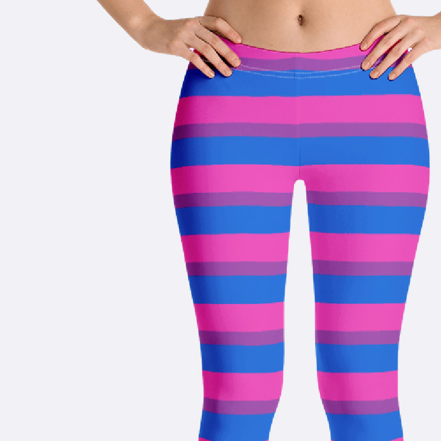 LGBT Bisexual Pride Leggings