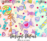 Candy Leggings Design Details
