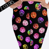 Plus Size D20 Leggings