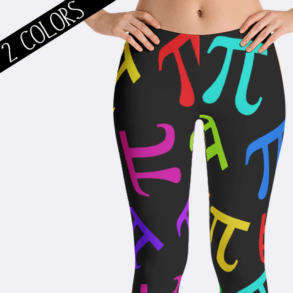 Pi Day Math Leggings