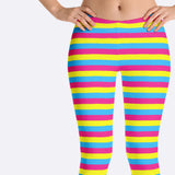 LGBT Pansexual Pride Leggings