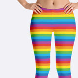 LGBT Rainbow Pride Leggings