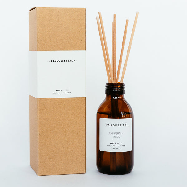 Fig, Fern + Moss Reed Diffuser