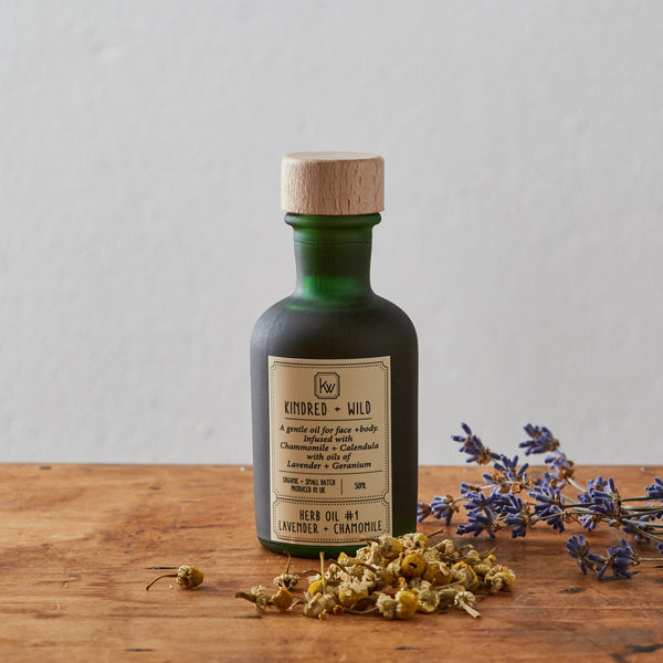 Lavender & Chamomile Oil 50ml
