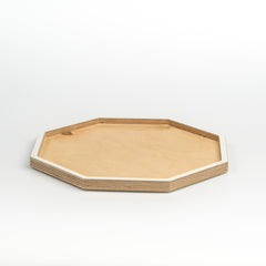 Octagonal Serving Tray