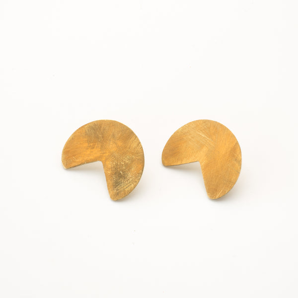 Golden Sector earrings