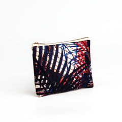 Celia Silk Clutch Bag