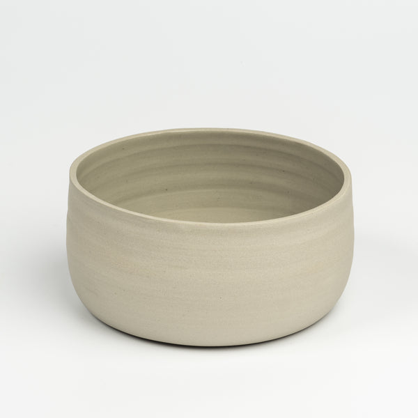 breakfast bowl - grey