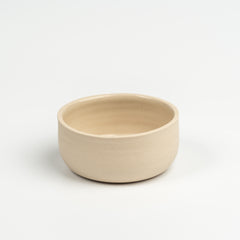 ceramic soya bowl - Beige