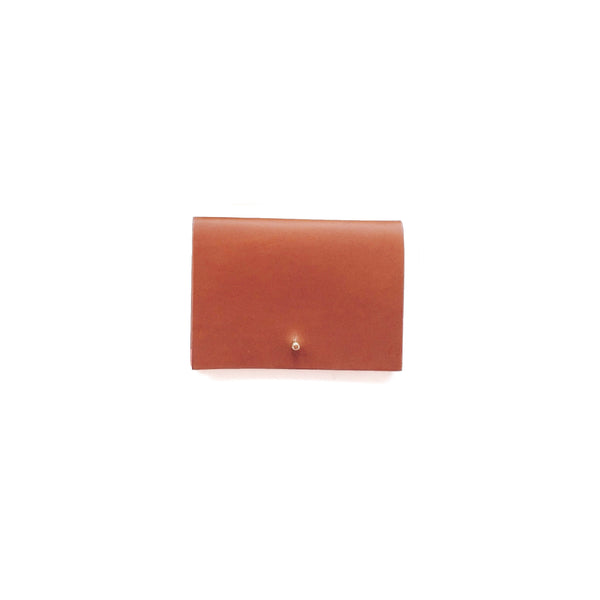 Small Wallet - Tan