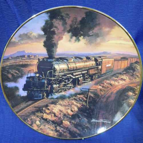 Union Pacific by Nicolas Trudgian Royal Doulton The Franklin Mint Heirloom Recommendation